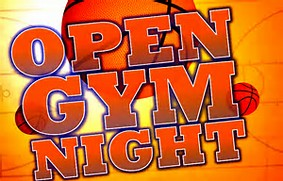 TCCE FAMILY OPEN GYM - NOVEMBER 17TH
